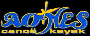 Logo canoë - partenaire gite de groupe