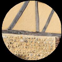 des matériaux traditionnels